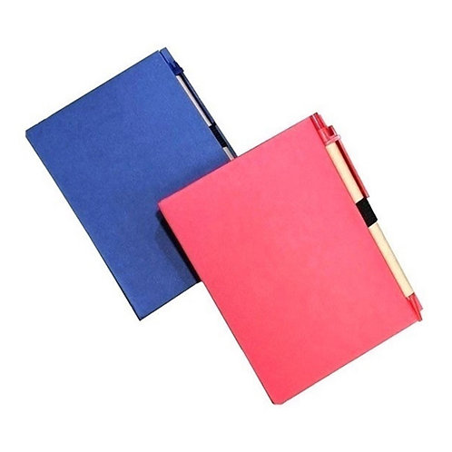 Hard Cover Eco Notebook