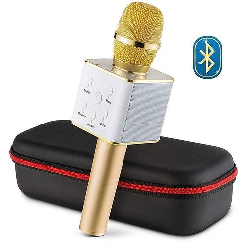 Q7 Karoke Speaker With  Mic