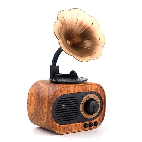 BT12 Classic Retro Wireless Bluetooth Speaker