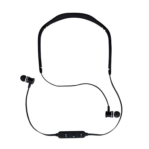 A5 Magnetic Sports Stereo Earphone with Neck band