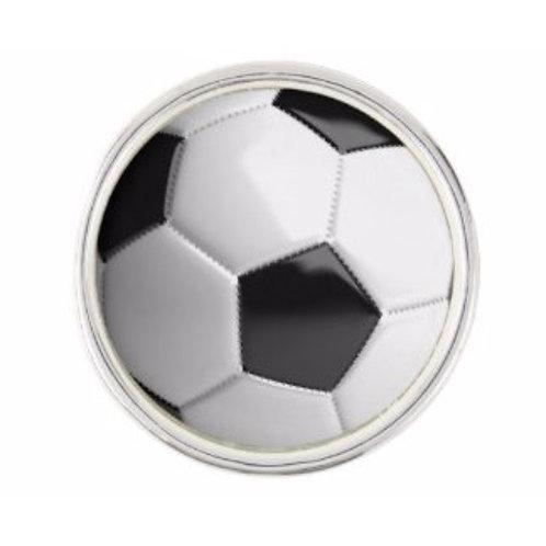 Football promotion Lapel Pin