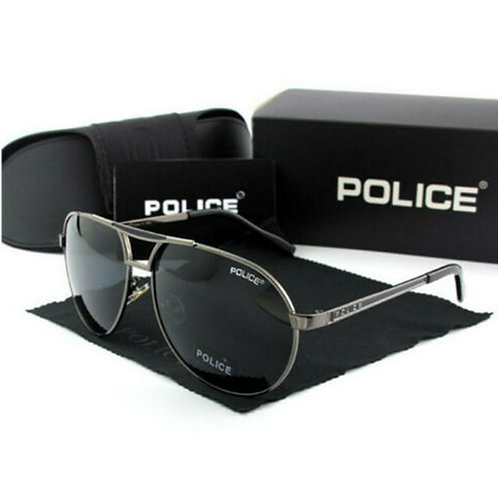 Police Men's Polarized UV400 Sunglass