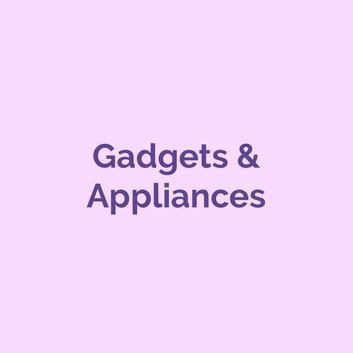 Gadgets & Appliances