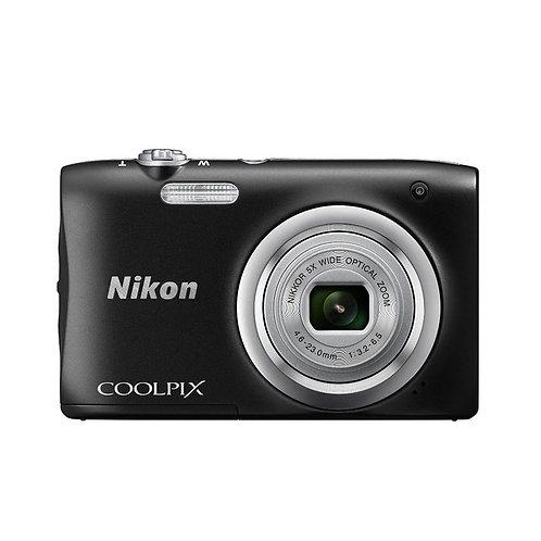 Nikon Coolpix A100 Point and Shoot Digital Camera