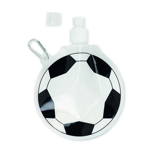 Football Shaped Foldable Bottle