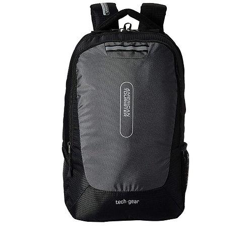 American Tourister Black Laptop Backpack