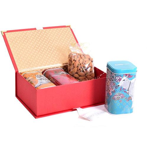 Gourmet Tin Gift Box
