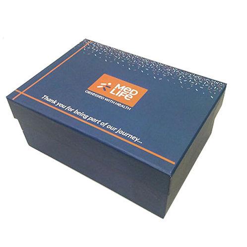 Blue Customised Box