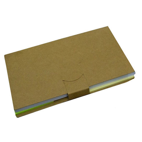 Eco Friendly Notepad With Pen