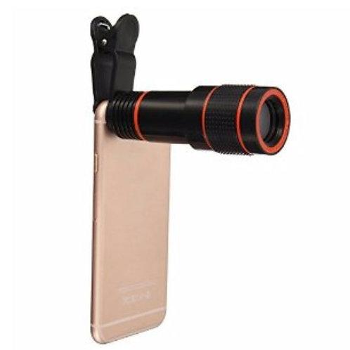 Universal Clip on Telescope for Smartphone 12X