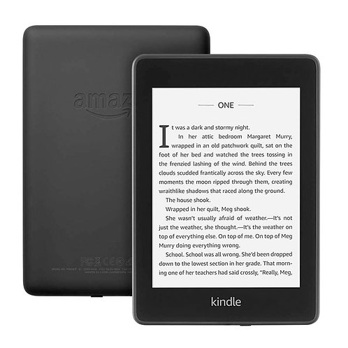 Amazon Kindle Paperwhite 10th Gen with  8GB, WiFi