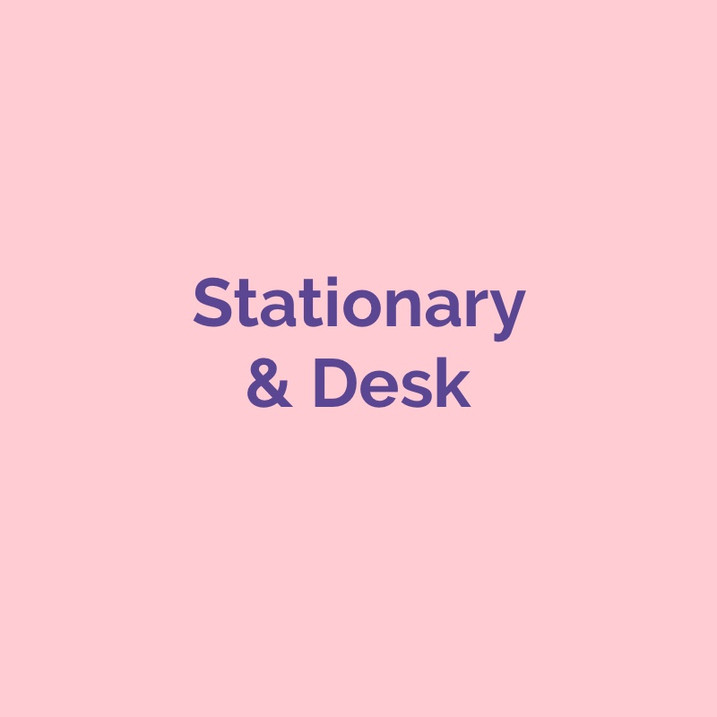 Stationery & Desk Collection