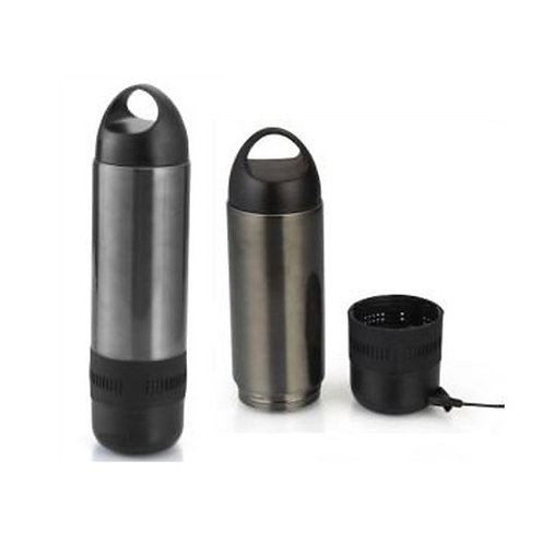 Flask with Bluetooth Speaker