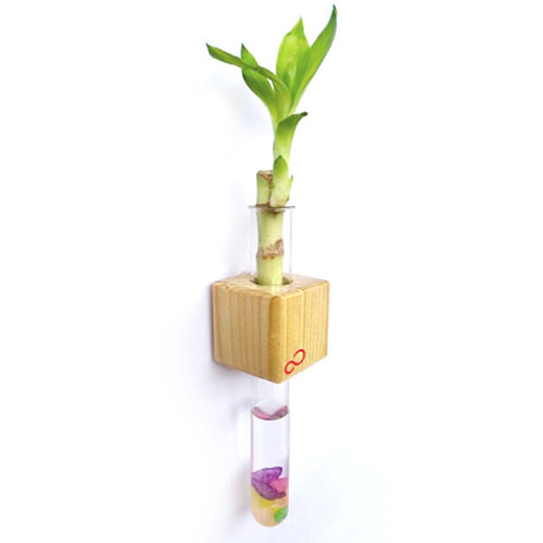 Stick It Bamboo Fridge Magnet