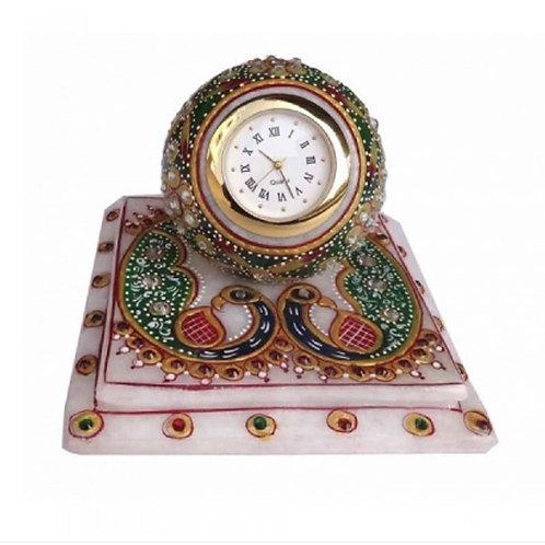 Marble Chowki Clock