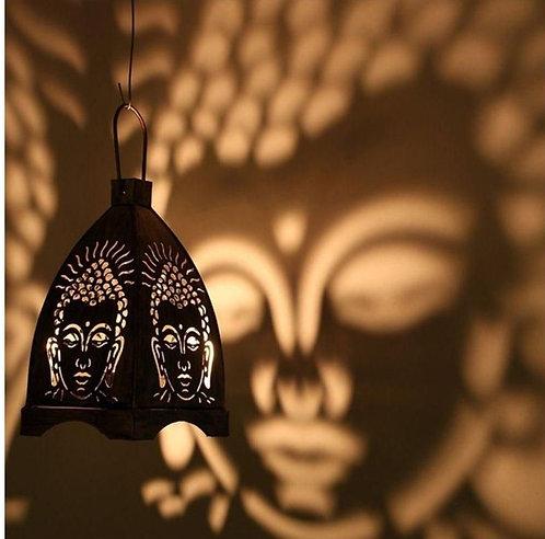 Buddha Hanging Tea Light Holder