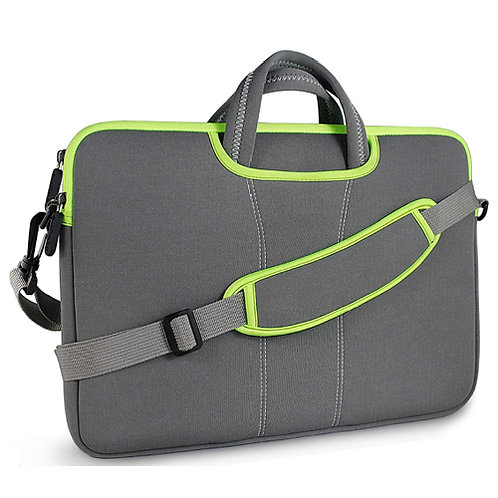 4-Multi Pocket Laptop Sleeve