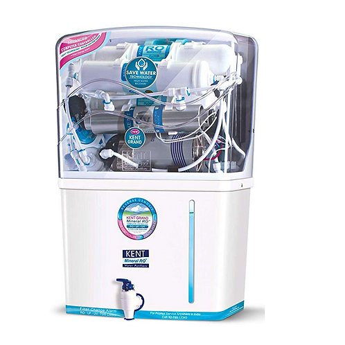 Kent Grand Plus 8-Litre Mineral RO-UV Purifier