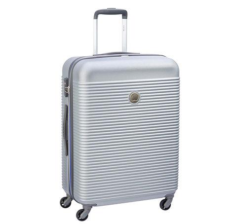 Delsey Kariba ABS 55 cm 4 Wheels Hard Suitcase