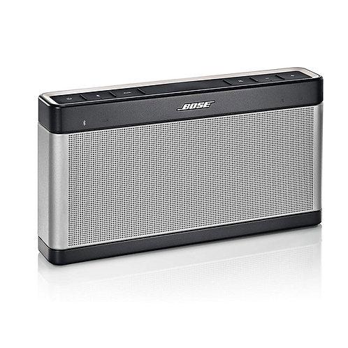Bose SoundLink BT III Portable Bluetooth Speaker