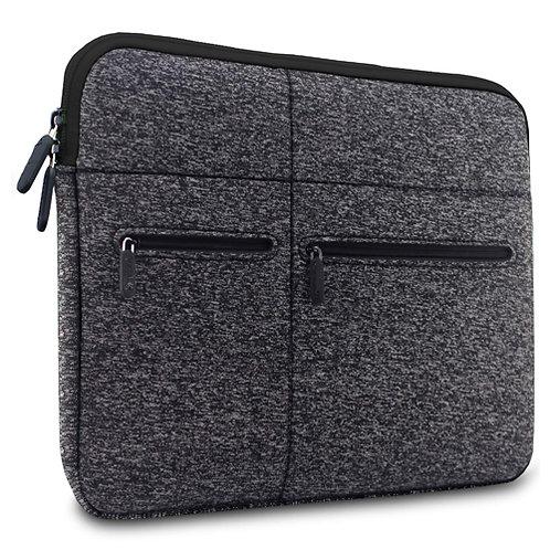 Charcoal Neoprene Laptop Sleeve