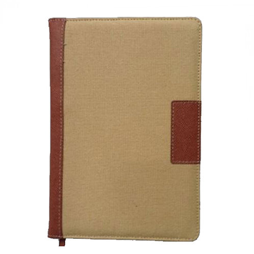 A5 Cotton Handy Diary