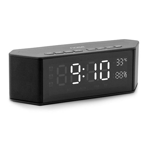 Noise Mate 10W Alarm Clock Wireless Speaker