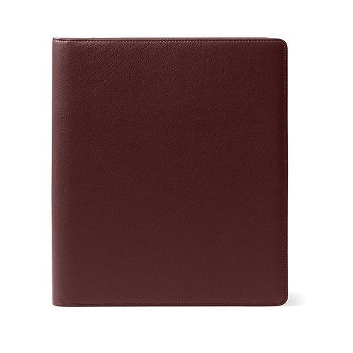 Leather Notepad Holder & Ring Binder