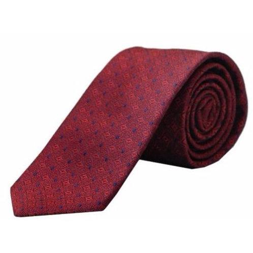 Blackberrys Maroon Coloured Tie