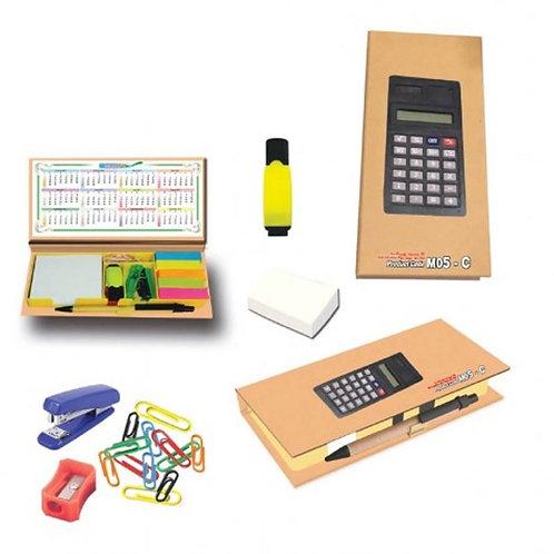 Stationary Set with Calculator