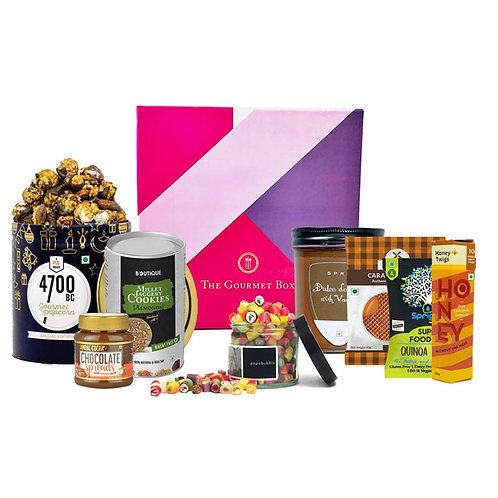 Hello Sweet Stuff Hamper