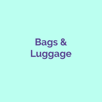 Bags & Luggage Catalog