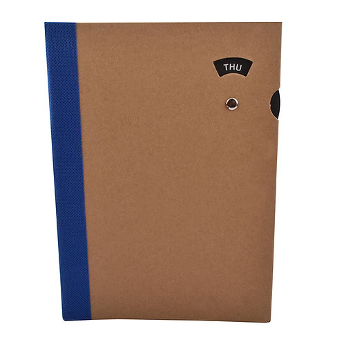 Eco Friendly Notepad With Pen - 6