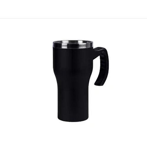 Tork Black Stainless Steel Mug