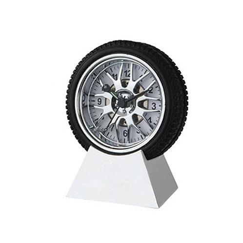 Tyre Desk Clock
