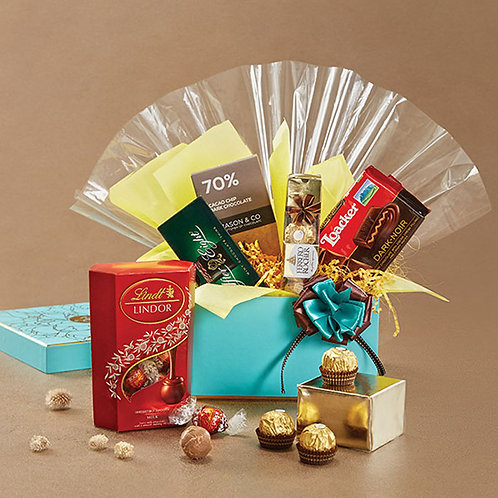 Celebrate Quartet Hamper