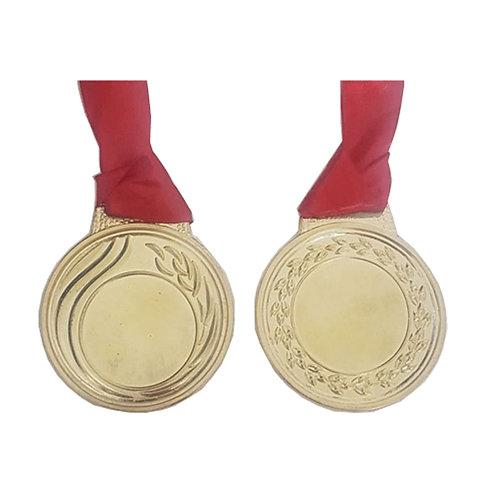Flower Medal