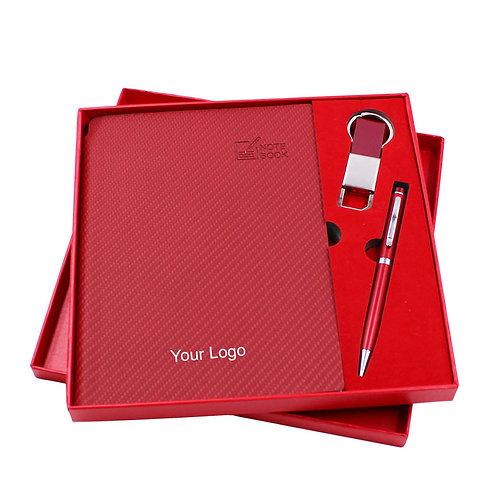 3pcs Red Gift Set