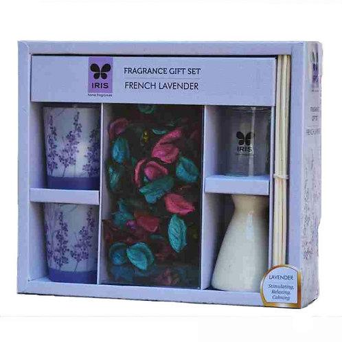 IRIS Fragrance Gift Set- French Lavender