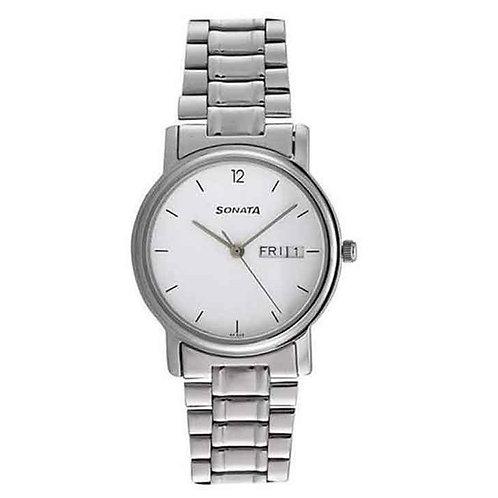 Sonata NC1013SM06 Classic Analog Watch