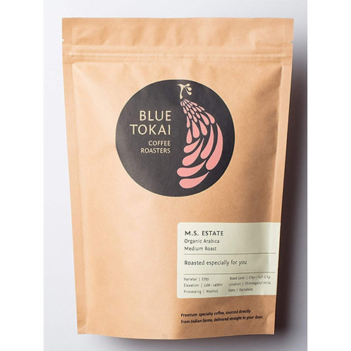 Blue Tokai Coffee Roasters - Medium Roast Arabica Coffee