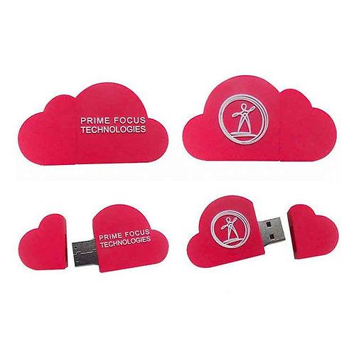Cloud Shaped USB Pen Drive