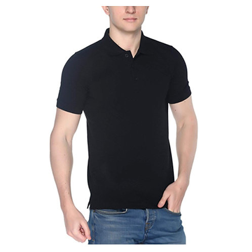 FAS-TEES Polo Neck T-Shirt