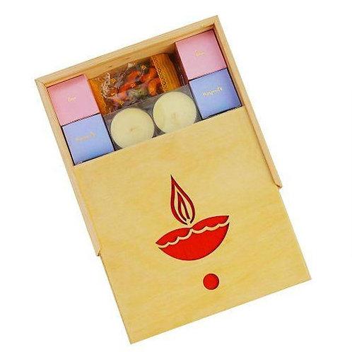 Seasons Greetings Tea Gift Box