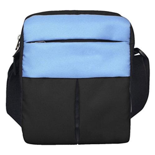 Blue & Black Sling Bag