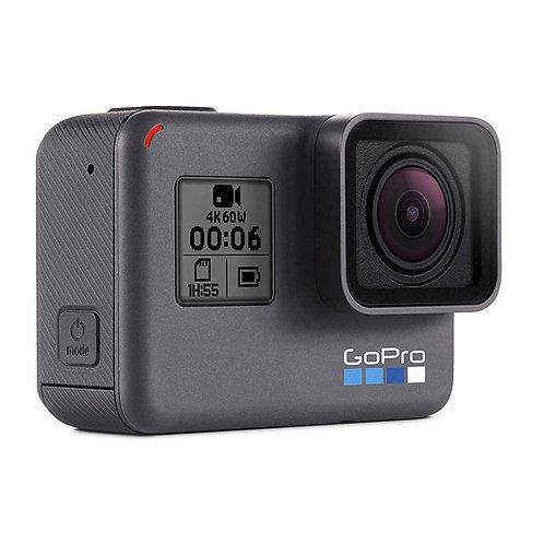GoPro Hero 6 Sports and Action Camera
