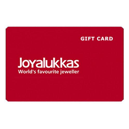 Joyalukkas Gift Card