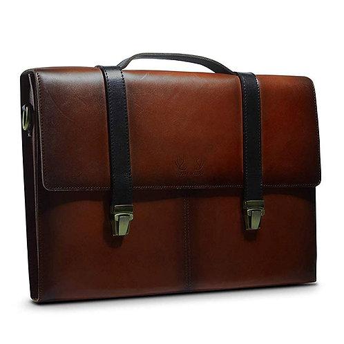 Havana Briefcase (Tan)