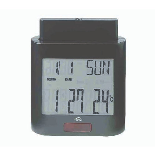 Digital Clock with Calci