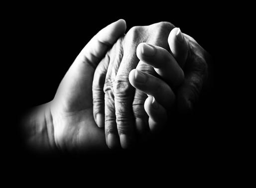 Extending a hand